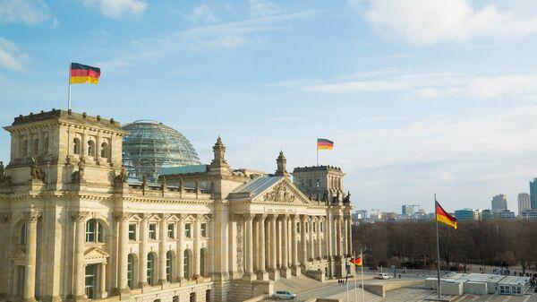 Η γερμανική Βουλή στο Βερολίνο - Sputnik Ελλάδα