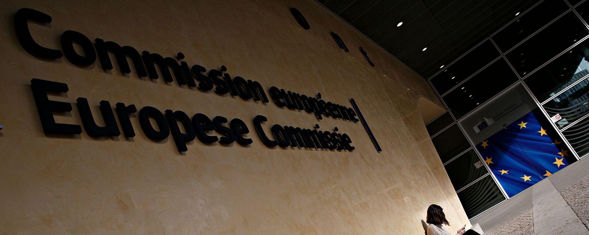 Το κτίριο της Ευρωπαϊκής Επιτροπής στις Βρυξέλλες στις 7 Φεβρουαρίου, 2018. - Sputnik Ελλάδα, 1920, 20.03.2021