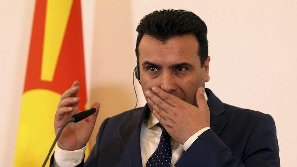 Ο Ζόραν Ζάεφ - Sputnik Ελλάδα