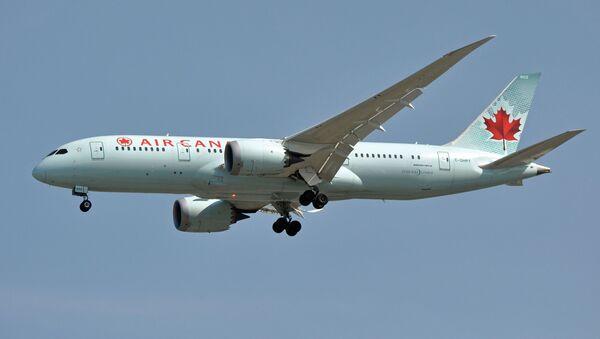 Boeing 787 της Air Canada - Sputnik Ελλάδα