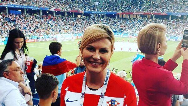 Κολίντα Γκράμπαρ-Κιτάτροβιτς - Sputnik Ελλάδα