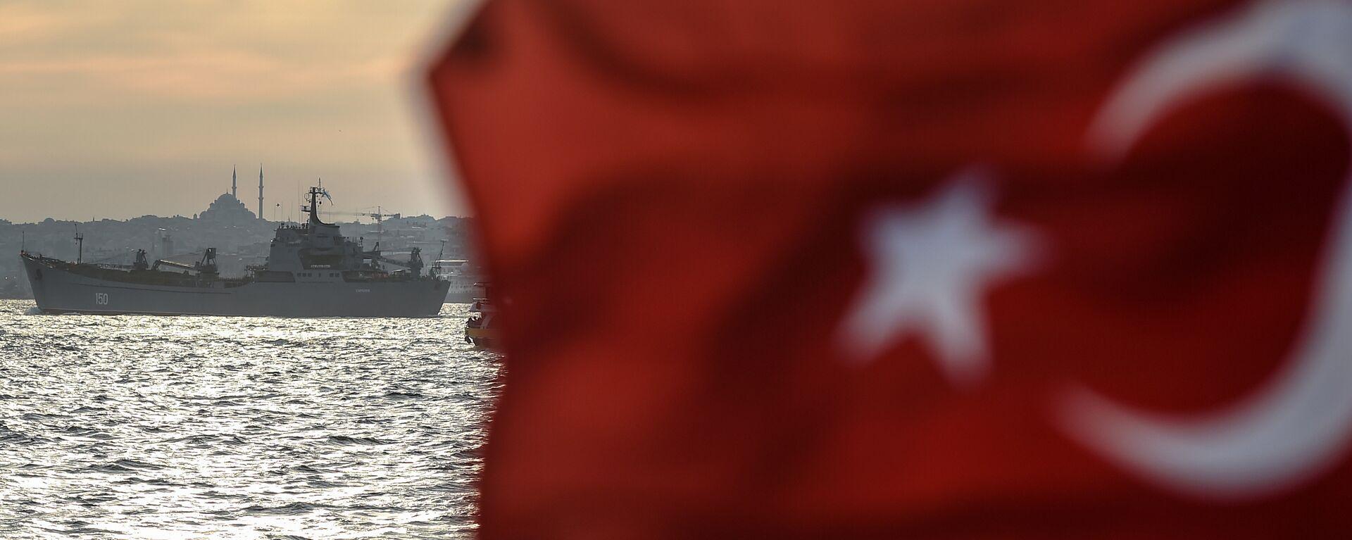 Σημαία της Τουρκίας - Sputnik Ελλάδα, 1920, 05.10.2021