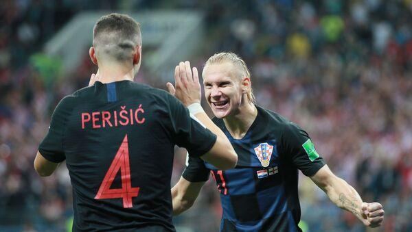 Αγγλία - Κροατία, Παγκόσμιο Κύπελλο 2018 - Sputnik Ελλάδα