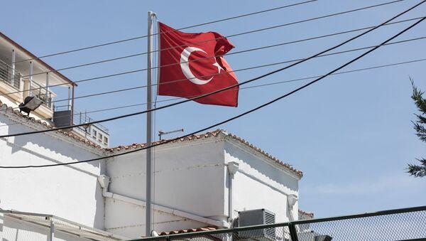 Το τουρκικό προξενείο, στην Κομοτηνή - Sputnik Ελλάδα