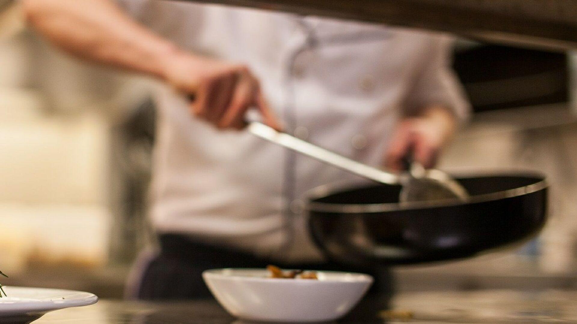 Κουζίνα εστιατορίου - Sputnik Ελλάδα, 1920, 22.09.2021