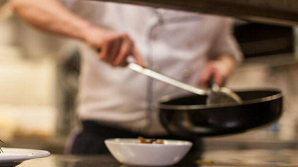 Κουζίνα εστιατορίου - Sputnik Ελλάδα