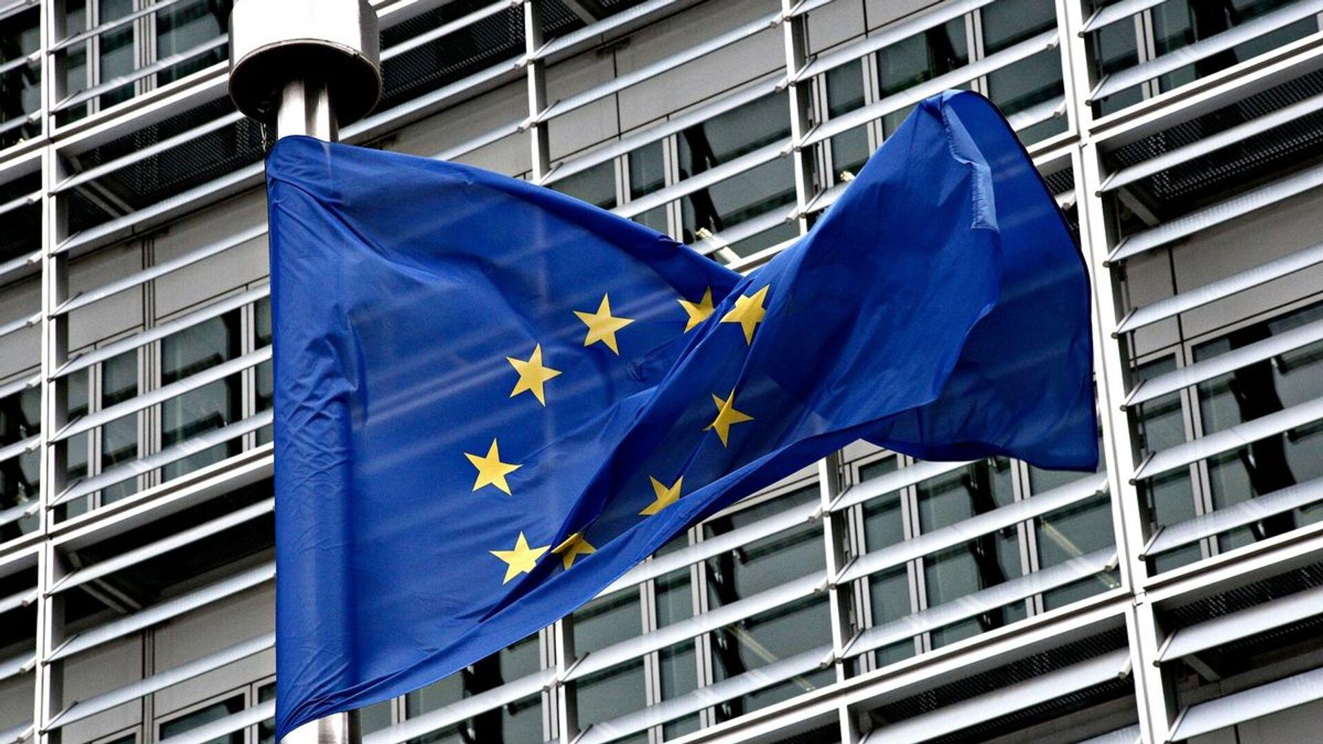 Η σημαία της Ευρωπαϊκής Ένωσης - Sputnik Ελλάδα, 1920, 20.09.2021