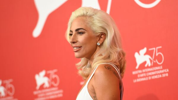 Η Lady Gaga. - Sputnik Ελλάδα