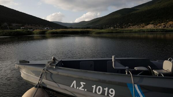 Σκάφος του λιμενικού σώματος - Sputnik Ελλάδα