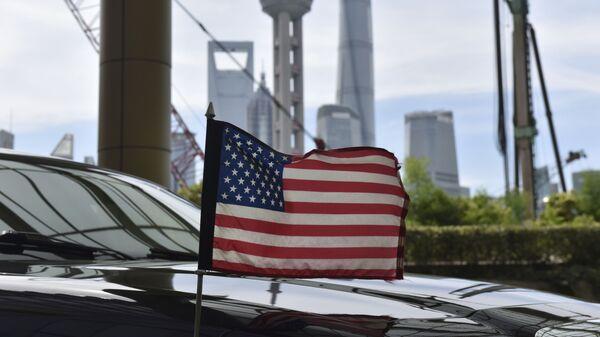 Η σημαία των ΗΠΑ.  - Sputnik Ελλάδα