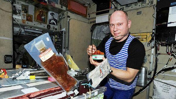 Πρωινό – Μεσημεριανό στον Διεθνή Διαστημικό Σταθμό (ΔΔΣ) - Sputnik Ελλάδα