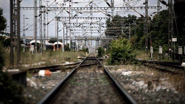 Σιδηρόδρομος.  - Sputnik Ελλάδα