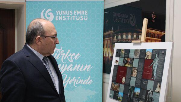 Ο υφυπουργός Πολιτισμού της κυβέρνησης Ερντογάν, Χαλούκ Ντουρσούν. - Sputnik Ελλάδα