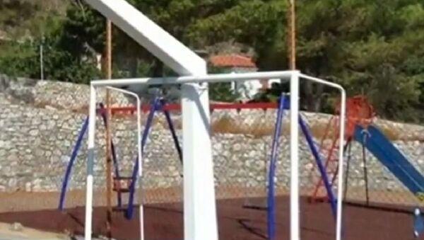 Σιδερένιο τέρμα στη Σπάρτη - Sputnik Ελλάδα