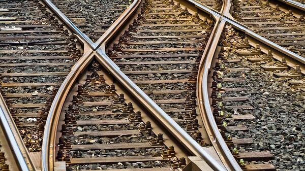 Γραμμές τρένου. - Sputnik Ελλάδα