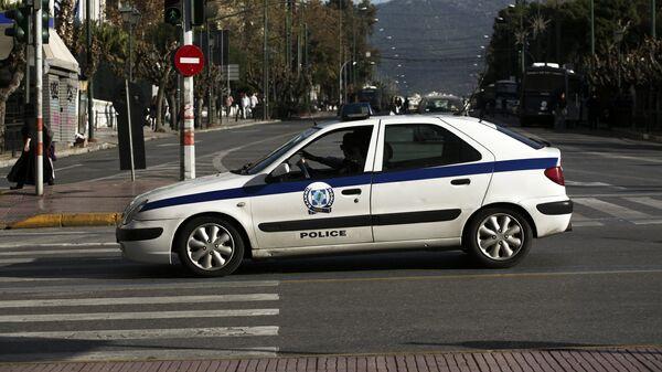 Περιπολικό - Sputnik Ελλάδα