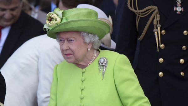Η Βασίλισσα Ελισάβετ Β' - Sputnik Ελλάδα