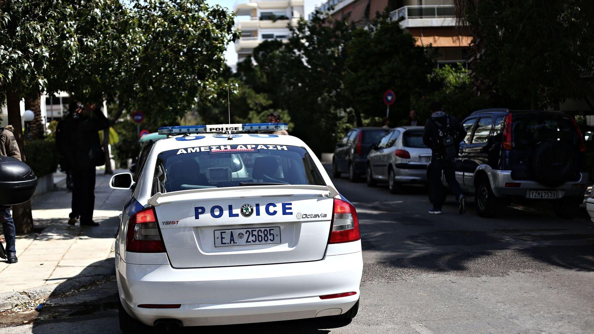 Περιπολικό της αστυνομίας - Sputnik Ελλάδα, 1920, 04.10.2021