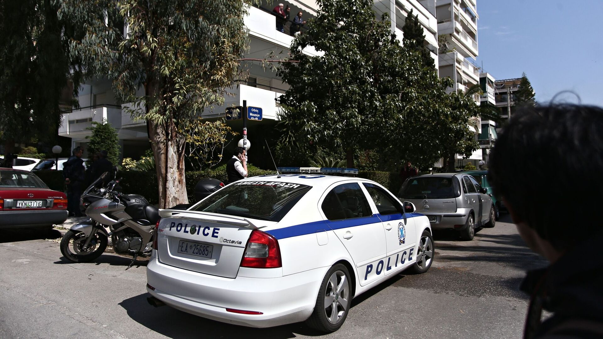Αστυνομική επιχείρηση - Sputnik Ελλάδα, 1920, 11.10.2021