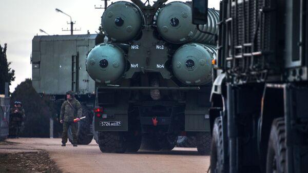 Το σύστημα αεράμυνας S-400.  - Sputnik Ελλάδα