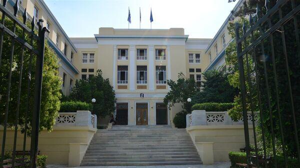Οικονομικό Πανεπιστήμιο Αθηνών - Sputnik Ελλάδα