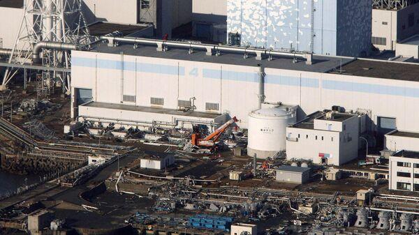 Το πυρηνικό εργοστάσιο στη Φουκουσίμα - Sputnik Ελλάδα
