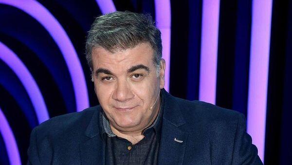 Δημήτρης Σταρόβας - Sputnik Ελλάδα