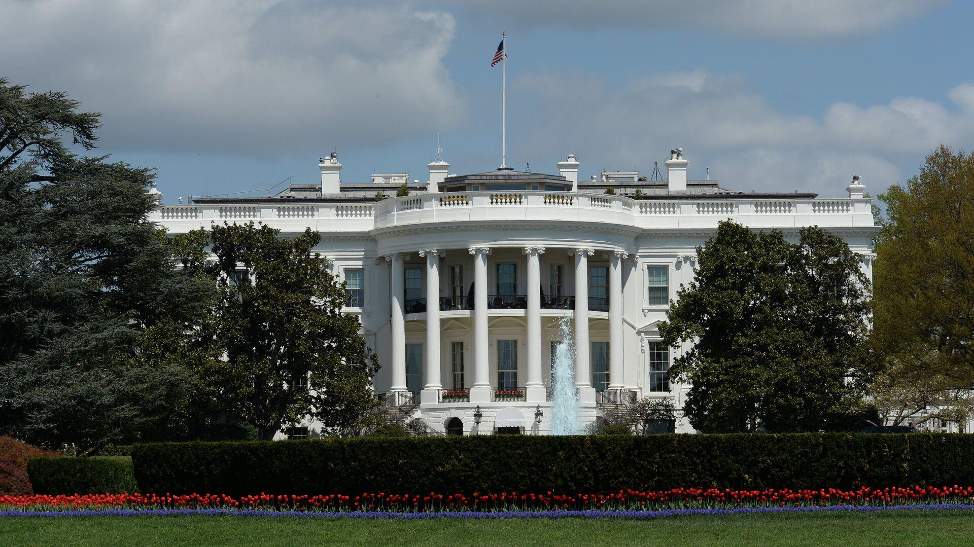Ο Λευκός Οίκος στην Ουάσιγκτον - Sputnik Ελλάδα, 1920, 07.09.2021