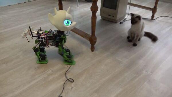 Ρωσικό ρομπότ «Μικρό μου πόνυ» - Sputnik Ελλάδα