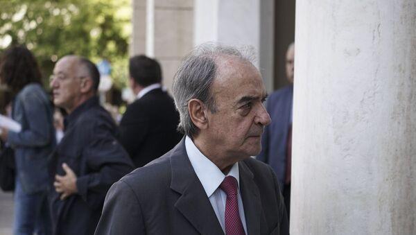 Δημήτρης Τσοβόλας - Sputnik Ελλάδα
