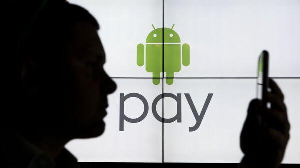 Παρουσίαση της νέας υπηρεσίας του Android Pay της Google - Sputnik Ελλάδα