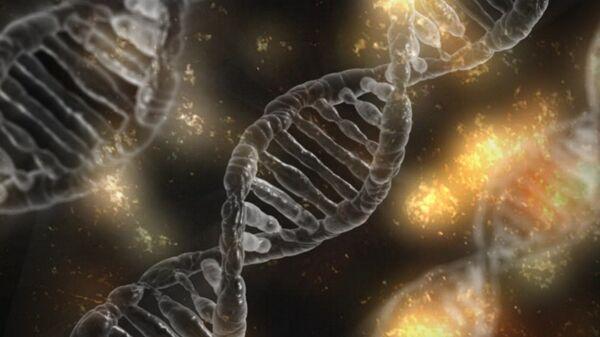 Η διπλή έλικα του DNA - Sputnik Ελλάδα