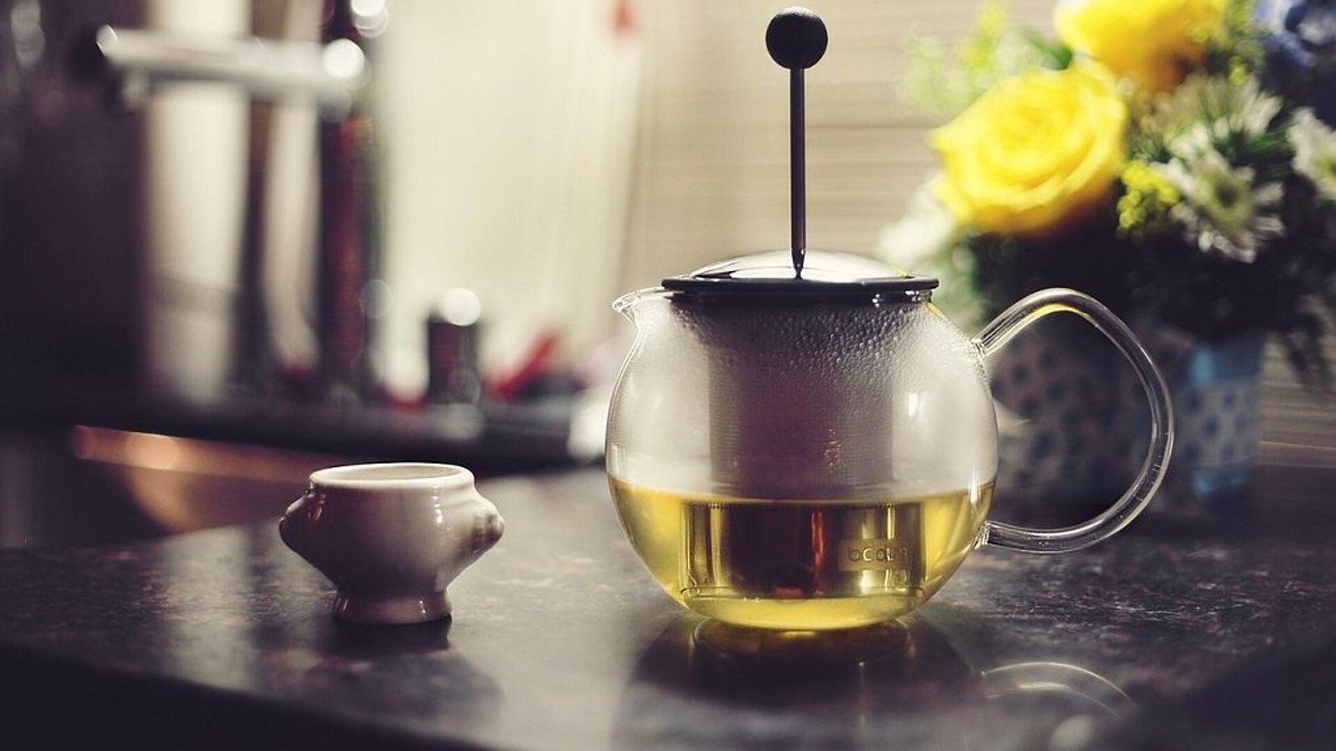 Πράσινο τσάι - Sputnik Ελλάδα, 1920, 28.09.2021