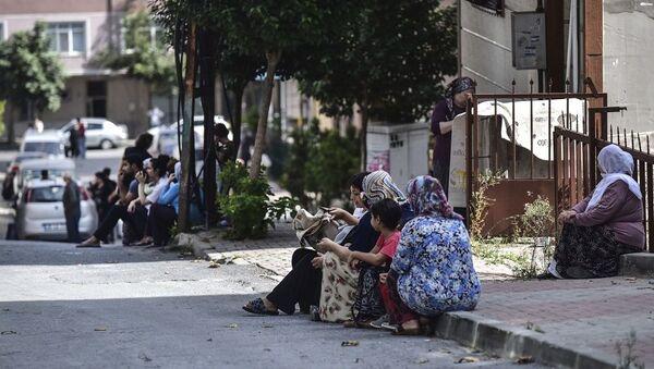 Σεισμός στην Κωνσταντινούπολη  - Sputnik Ελλάδα