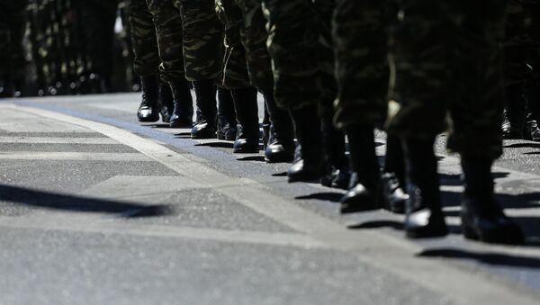 Στρατιωτική παρέλαση στην Αθήνα - Sputnik Ελλάδα
