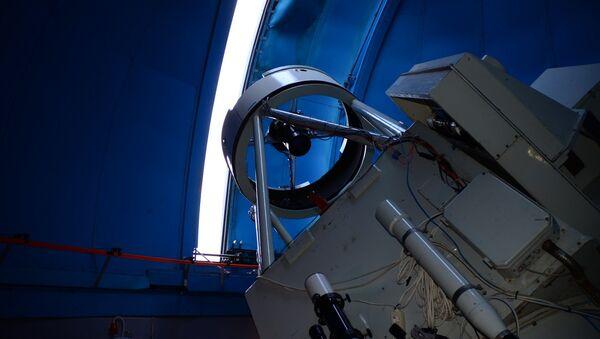 Το τηλεσκόπιο στο Κρυονέρι Κορινθίας - Sputnik Ελλάδα