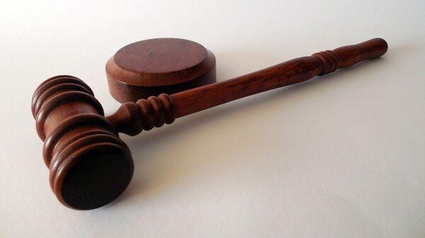 Σφυρί δικαστηρίου - Sputnik Ελλάδα