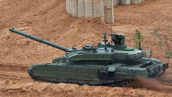 Άρμα μάχης T-90M - Sputnik Ελλάδα