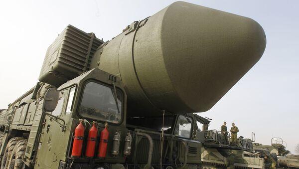 Το ρωσικό πυραυλικό σύστημα Topol M - Sputnik Ελλάδα