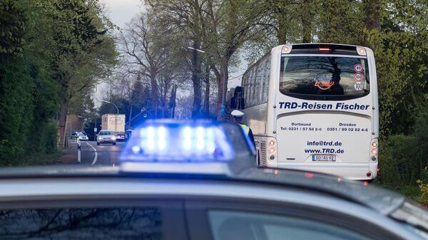 Αστυνομία στη Γερμανία - Sputnik Ελλάδα
