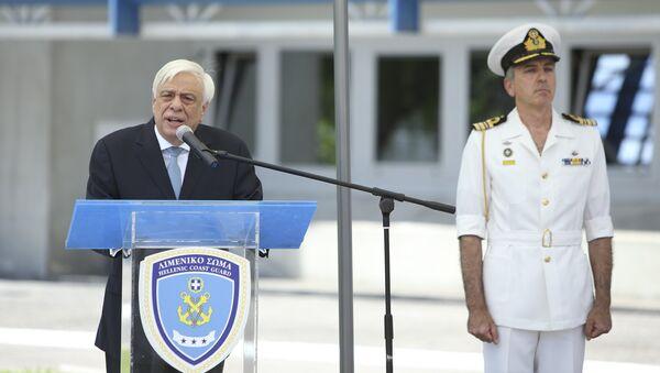 Ο Πρόεδρος της Δημοκρατίας Προκόπης Παυλόπουλος - Sputnik Ελλάδα