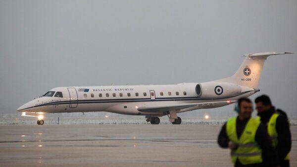 Το ελληνικό πρωθυπουργικό αεροσκάφος - Sputnik Ελλάδα