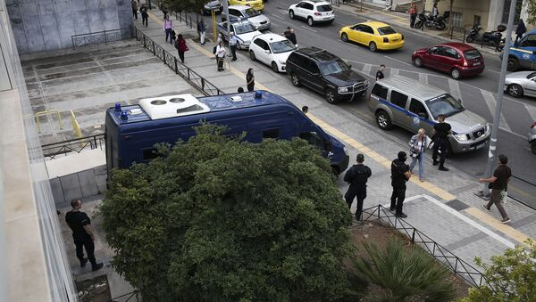 Δίκη για δολοφονία Ζαφειρόπουλου - Sputnik Ελλάδα