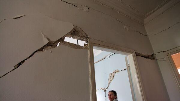 Σεισμός - Sputnik Ελλάδα