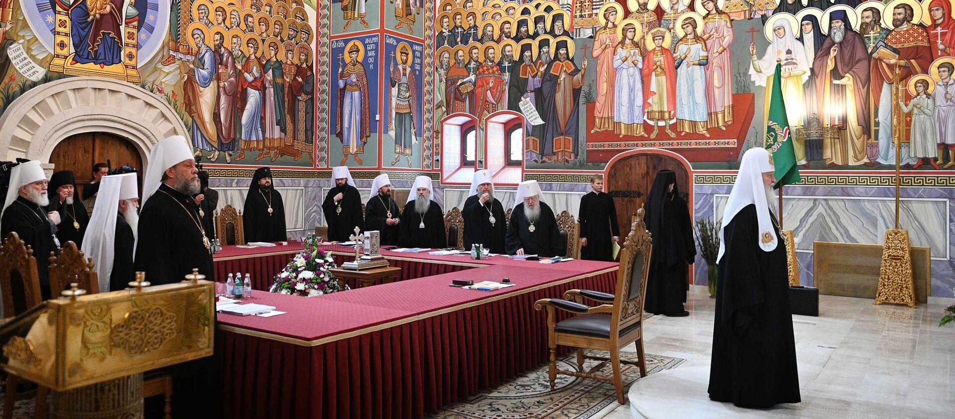 Σύνοδος της Ρωσικής Ορθόδοξης Εκκλησίας - Sputnik Ελλάδα, 1920, 12.10.2019