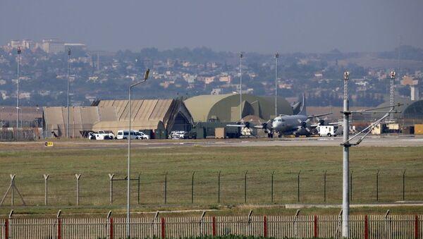 H αεροπορική βάση Ιντσιρλίκ στην Τουρκία - Sputnik Ελλάδα
