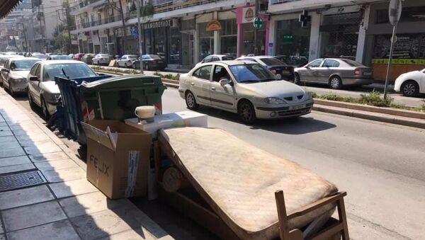 Απέραντος σκουπιδόποτος η Θεσσαλονίκη. - Sputnik Ελλάδα