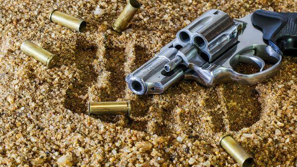 Πιστόλι με κάλυκες - Sputnik Ελλάδα