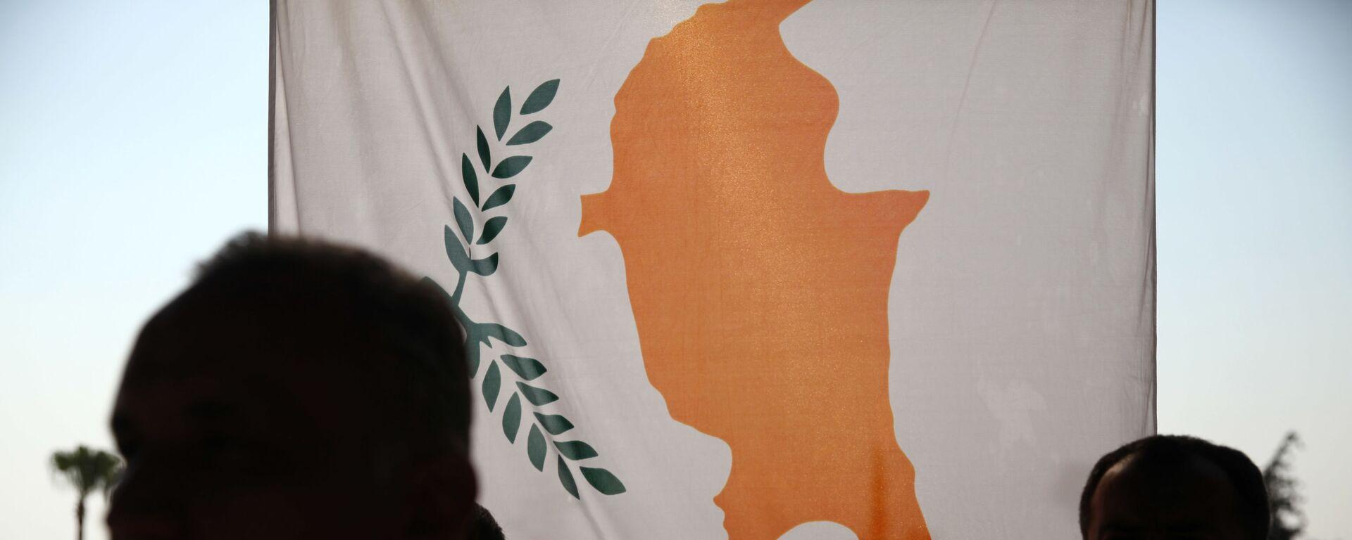 Σημαία της Κύπρου. - Sputnik Ελλάδα, 1920, 01.10.2021