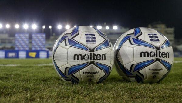 Μπάλα Super League - Sputnik Ελλάδα